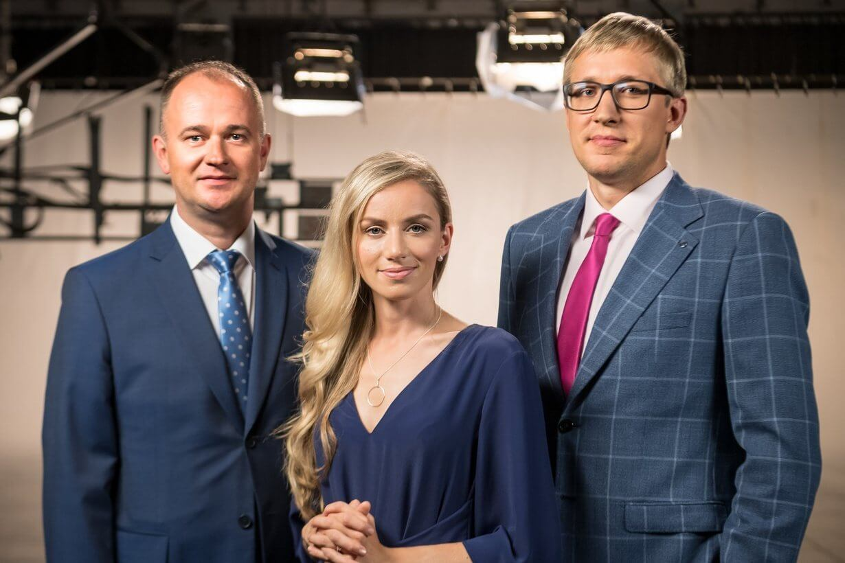 """Esimene stuudio"" Produtsent: Tiina-Mari Koljak"