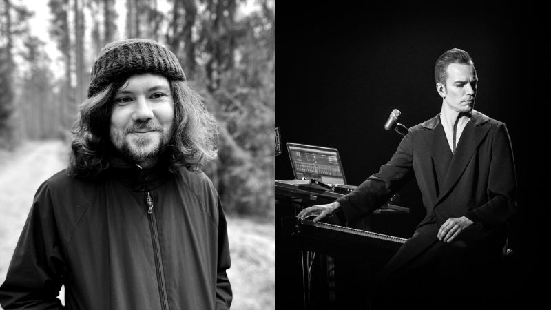 "Misha Panfilov & Reinis Sejans (""Rain"", Alasti Kino, rež. Janno Jürgens)"