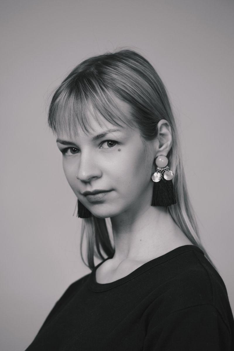 "Laura Raud (""Sinine"", Stellar Film, rež. Tõnis Pill)"